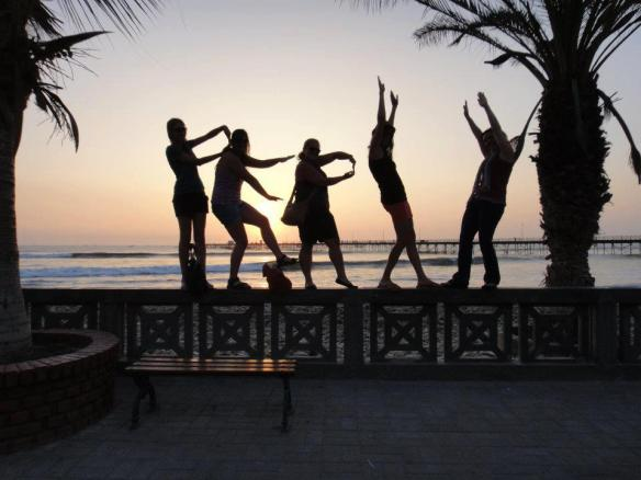 Photo of the Week: Throwing Some Shapes