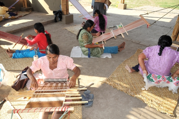 Women Weavers