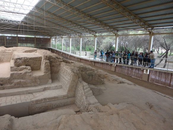 Photo of the Week: Tucumé Archaeological Site
